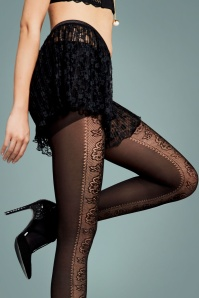 Fiorella Belle 40 Den Tights 171 14 23978 02