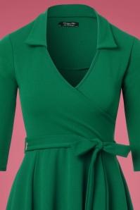 Vintage Chic Scuba Crepe Dress 102 20 22590 20171114 0001V