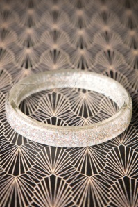 Splendette Silver Glitter Bangle 310 92 23728 20171115 0001w