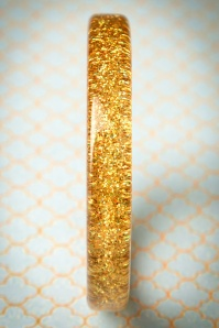 Splendette Gold Glitter Bangle 310 91 23731 20171115 0017w