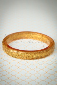 Splendette Gold Glitter Bangle 310 91 23731 20171115 0012w