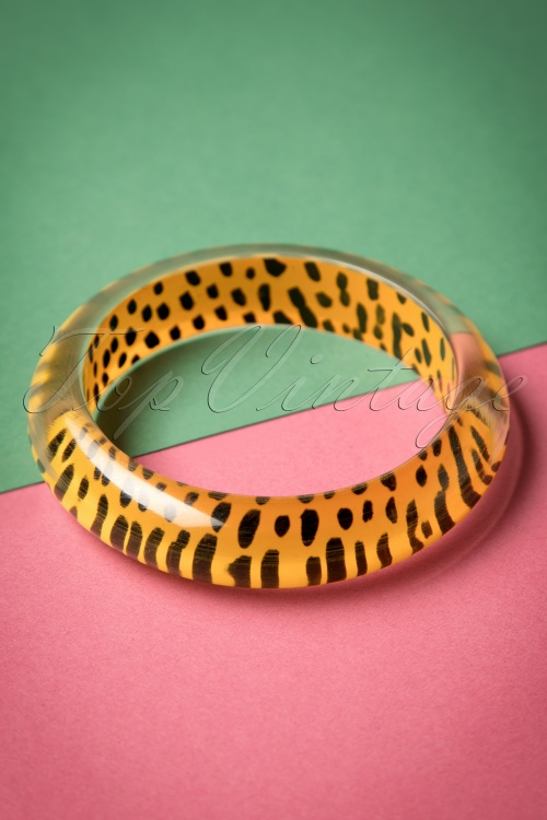 Splendette Leopard Bangle 310 89 23718 20171109 0009w