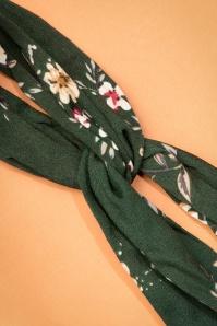 Celestine Green Floral Headband  208 40 23402 20171108 0010