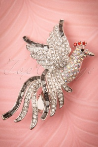 Foxy Twilight Bird Brooche 340 92 23771 20171113 0004w