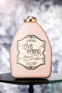 60s Love Potion Bag in Pale Pink