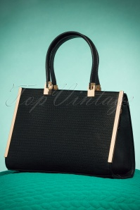 La Parisienne Handbag in Black 212 10 23928 08112017 016W