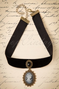 Victoria's Gem Choker in Black 309 10 23900 20171113 0004w