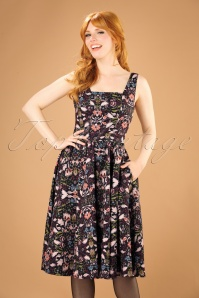 Bright and Beautiful Eden Woodland Fever Dress 21678 20170614 01W