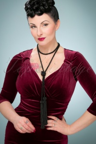 Darling Divine Long Necklace 300 10 22671 model02W