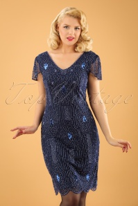 GatsbyLady 20s Blue Sparkling Flapper Dress 100 31 22646 20170922 1W
