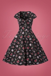 Bunny Stevie's 50s Dress 102 14 24037 20171124 0002W