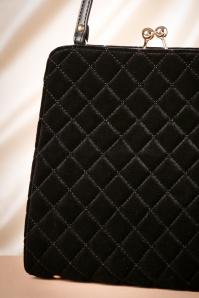 Vixen Black Plaid Vintage Bag 212 10 23131 20171127 0014c