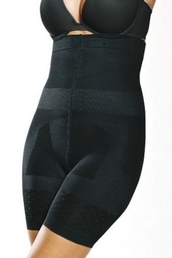 High waister black