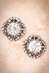 Kaytie Vintage Look Silver Earring Studs 330 92 22943 20171128 0013w