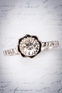 Kaytie Vintage Look Silver Ring 320 92 22952 20171129 0005w
