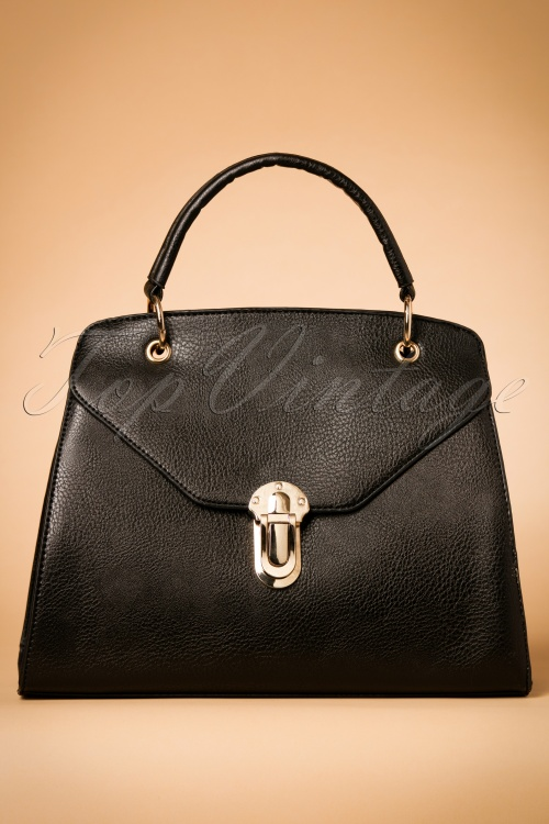 Kaytie Black Handbag 212 10 22941 29112017 008W