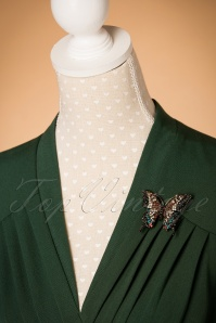 Foxy Imperial Butterfly Brooch 340 90 24213 30112017 008W