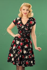 Bunny Valentia Floral Dress 102 14 22603 20171030 1W