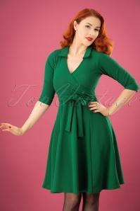 Vintage Chic Scuba Crepe Dress 102 20 22589 20171114 1w