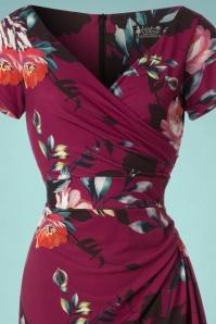 Lady V Elsie Alfresco Floral Dress 24151 20171218 0001V