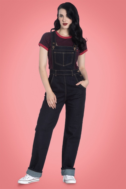 Bunny Elly May Denim Dungarees 139 31 24079 20171219 01