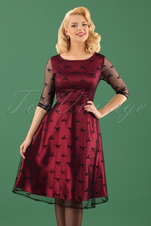 59d835967b31 Dolly en Dotty Red Lace Dress 102 27 22978 13122017 1W