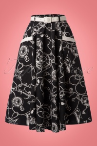 Bunny Mistral 50s Swing Skirt  24080 20171219 0012W