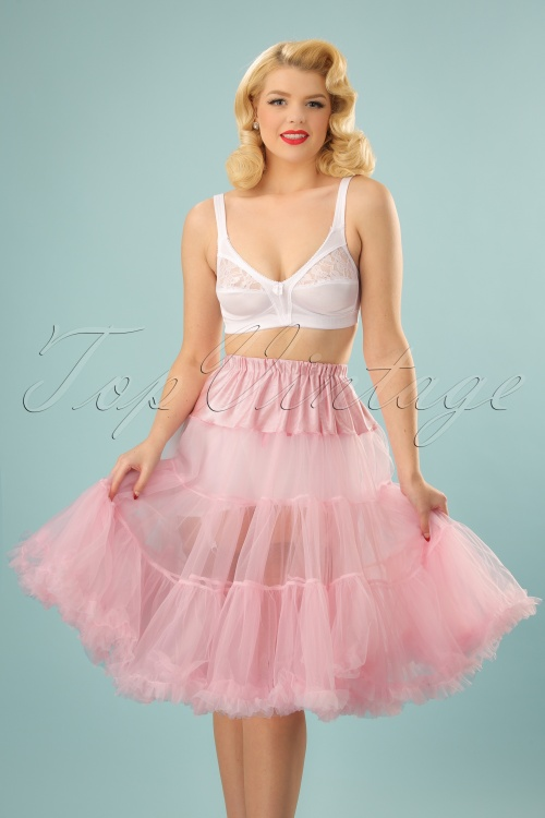 Bunny Pink Petticoat 124 22 10985 20160704 01W