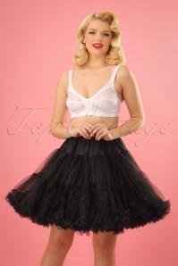 Bunny Petticoat Short Black 124 10 15735 20150504 2W