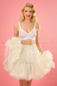 Bunny Petticoat Short Dolly Ivory 124 50 15738 24072015 4W
