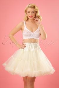 Bunny Petticoat Short Dolly Ivory 124 50 15738 24072015 2W