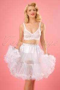 Bunny Petticoat Short White 124 50 15740 20150504 2W