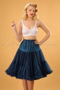 Banned Blue petticoat 16370 3W