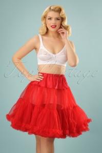 Bunny Red Petticoat  124 20 16864  20150915 01W