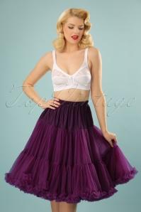 Banned Eggplant Purple petticoat 18078 20150318 1W