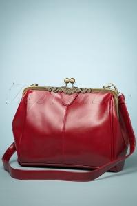 Kaytie Red Vintage Handbag 212 20 24434 20171221 0025w