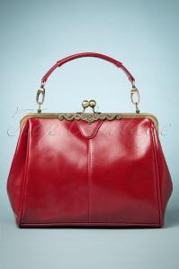 Kaytie Red Vintage Handbag 212 20 24434 20171221 0006w