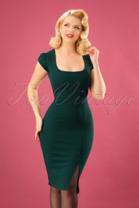 Vintage Chic Pencil Dress 100 60 23809 20171123 0007W