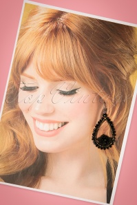 Celestine Black Long Earrings 333 10 24391 20171222 0008w