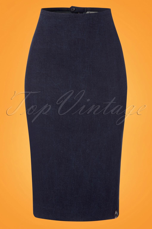 retro skirts vintage pencil indie u0026 plus sizes