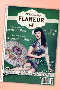 Der Vintage Flaneur Uitgave 26, 2018