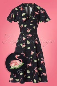 Vixen Lena Flamingo Dress 102 14 23217 20180118 0001wv