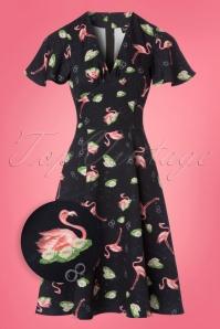 Vixen Lena Flamingo Dress 102 14 23217 20180118 0001wv