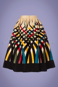 Vixen Emma Border Swing Skirt 122 57 23224 20180119 0009