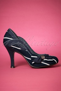 Ruby Shoo Miranda Blue Pumps 400 39 22696 18012018 001W