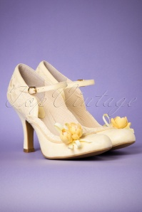 Ruby Shoo Silvia Pumps Lemon 402 80 22700 17012018 003W