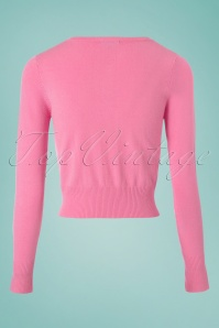 Bunny Paloma Cardigan in Candy Pink 140 22 24061 20180116 0009W