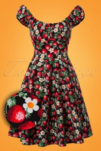 Bunny Strawberry Swing Dress 102 14 24044 20180115 0007W1