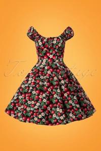 Bunny Strawberry Swing Dress 102 14 24044 20180115 0001W