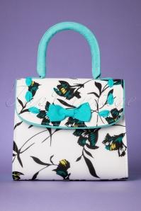 Ruby Shoo Santiago Aqua Handbag 212 59 22714 17012018 002W